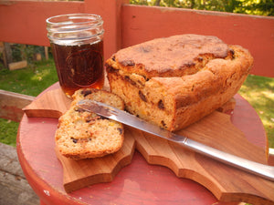 Squash-Chocolate Bread