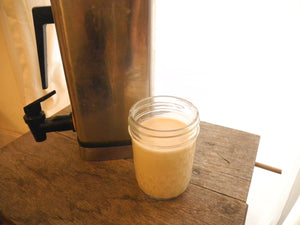Maple-Tahini Smoothie