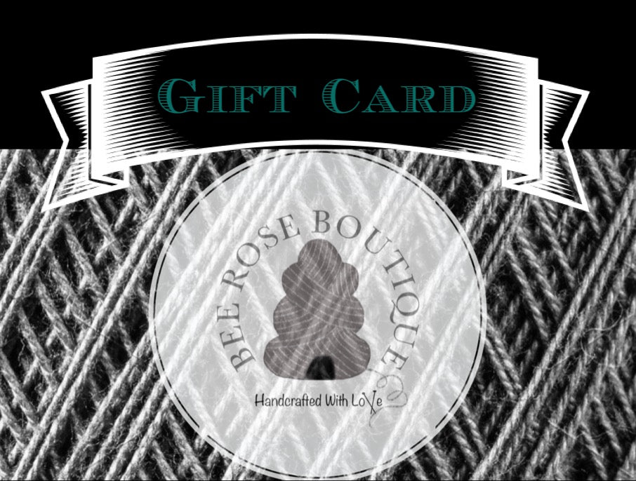 Bee Rose Boutique GIFT CARD