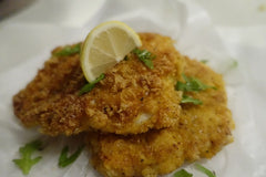 Salt & Pepper Crumbed Fish