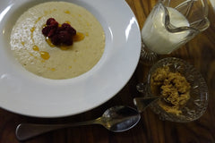 Vanilla Rice Porridge