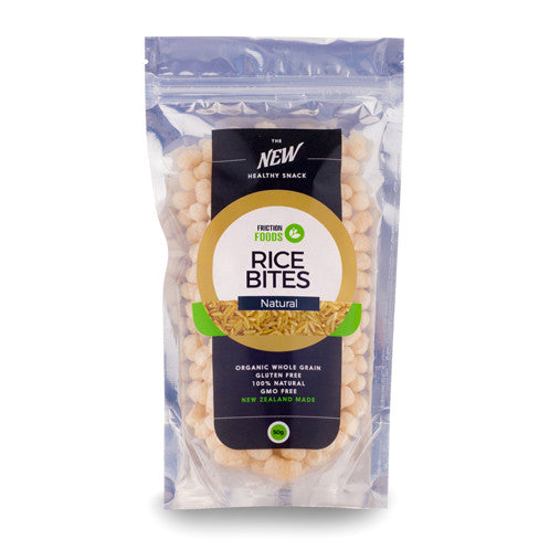 Rice Bites - Natural