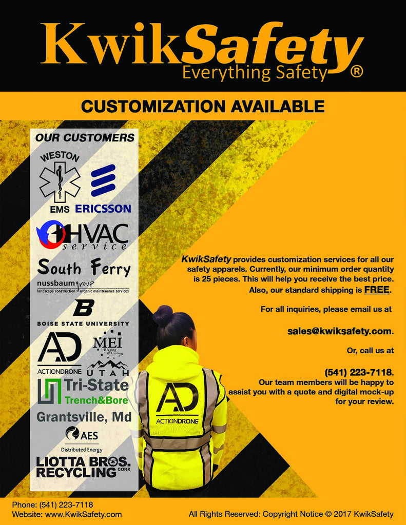 KwikSafety Customization