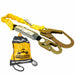 KwikSafety BOA 6' ANSI 1 Leg Fall Protection Safety Lanyard with Shock Absorber - Model No.: KS7701 - KwikSafety