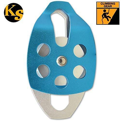 Kwiksafety Double Sheave Pulley 30Kn