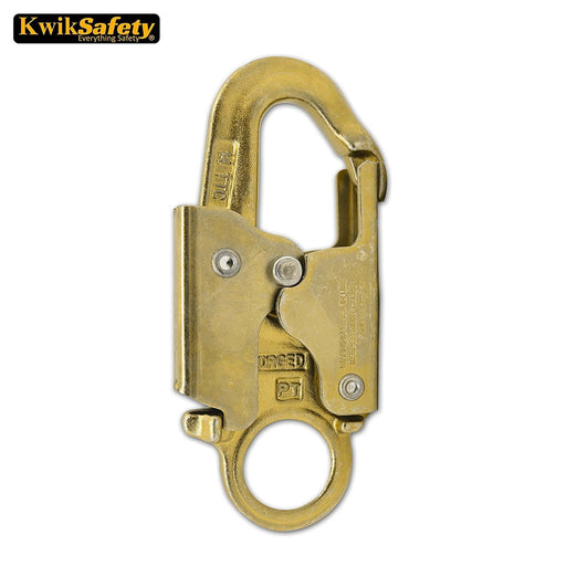 Bond | N-3610 Yoke Double Lock Snap Hook - KwikSafety