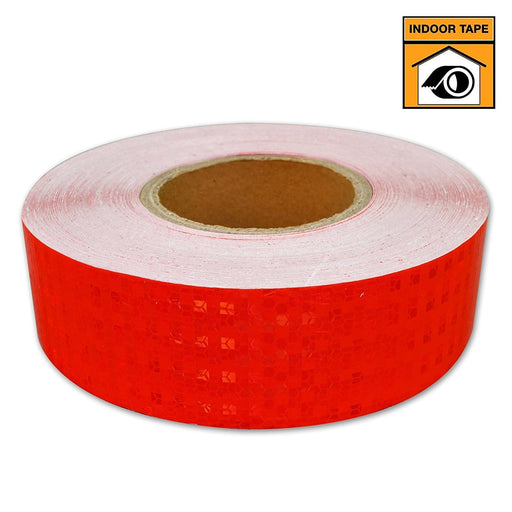 Kwiksafety 2 X 150 Ft Honeycomb Red Reflective Tape Home Improvement