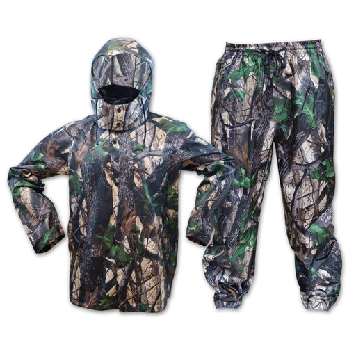 KwikSafety WausauWear Camouflage Rain Suit - Model No.: KS5509 - KwikSafety