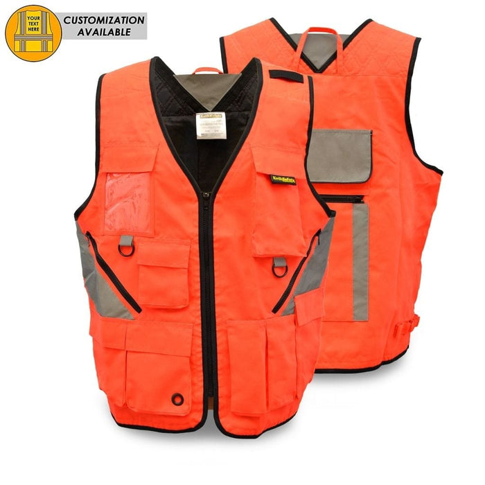 KwikSafety ARTISAN | Lightweight Tool Vest - Model No.: KS3314 - KwikSafety