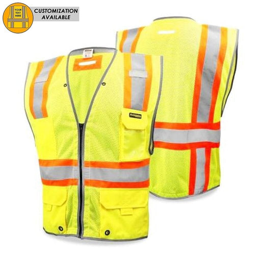 Kwiksafety Pilot | Ansi Class 2 Drone Safety Vest Home Improvement