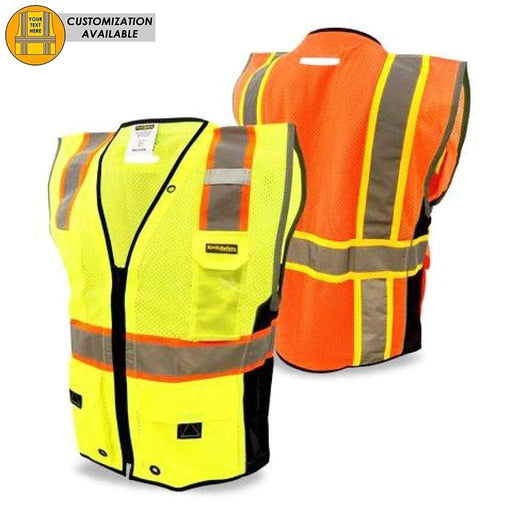 Kwiksafety Top Dog | Ansi Class 2 Premium Safety Vest Home Improvement