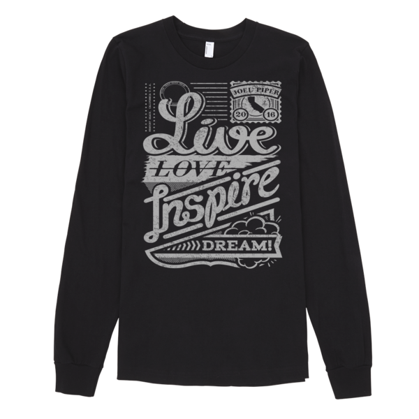 Live Love Inspire Dream® Long Sleeve