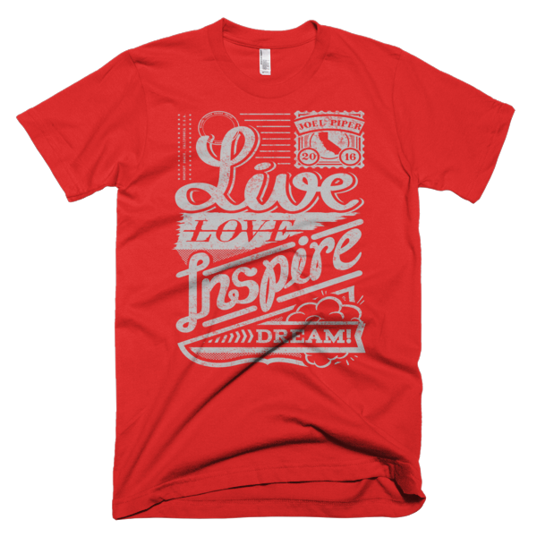 Live Love Inspire Dream® Postal