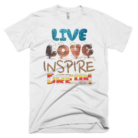 Live. Love. Inspire. Dream. ® Elements
