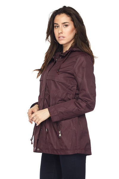 Anorak Jacket - Sophie's Boutique