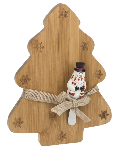 Snowman Cutting Board - Sophie's Boutique