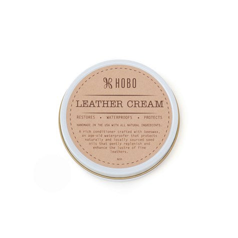 Hobo Leather Cream - Sophie's Boutique