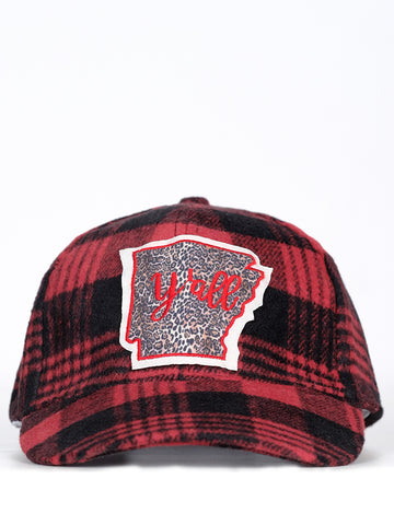 Arkansas Cap - Sophie's Boutique