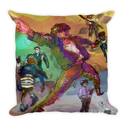 Apocalypse Pillow