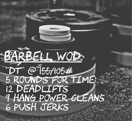 Barbell WODs