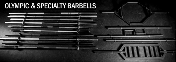 Barbell Bros - Vulcan Strength Olympic and Specialty Bars Canada
