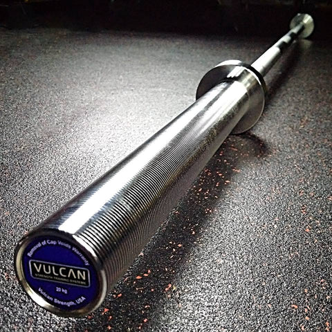 Vulcan V3.0 Elite Training 28MM Bar - Barbell Bros - Vulcan - CrossFit - Olympic Weightlifting - Canada - 1