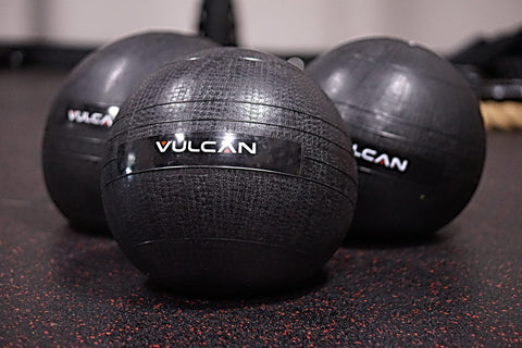 Vulcan Slam Balls - All Weights - Barbell Bros - Vulcan - CrossFit - Olympic Weightlifting - Canada - 1