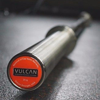 Vulcan Absolute Power lifting barbell Canada Barbell bros - 1