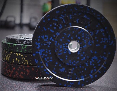 500LB Alpha Bumper Plate Set - Barbell Bros - Vulcan - CrossFit - Olympic Weightlifting - Canada - 1