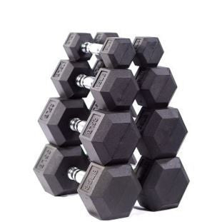 Vulcan Dumbbell Set: 55 - 100LBS - Barbell Bros - Vulcan - CrossFit - Olympic Weightlifting - Canada - 1