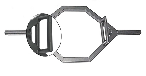 High Hex Trap Bar - Barbell Bros - Vulcan - CrossFit - Olympic Weightlifting - Canada - 1