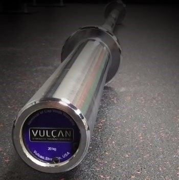 Vulcan Professional Bar - Barbell Bros - Vulcan - CrossFit - Olympic Weightlifting - Canada 2
