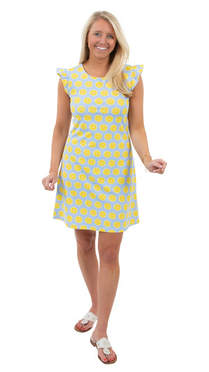 Jojo Dress - Summer Citrus