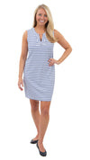 Lucy Dress - Summer Stripe