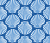 Seaport Shift - Baked Scallops Blue