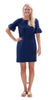 Dockside Dress - Solid Navy