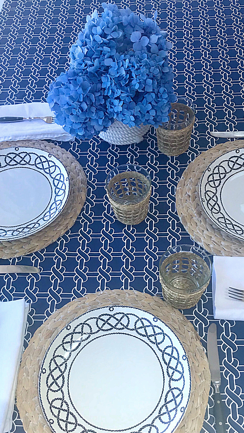 Tablecloth - Summer Knot
