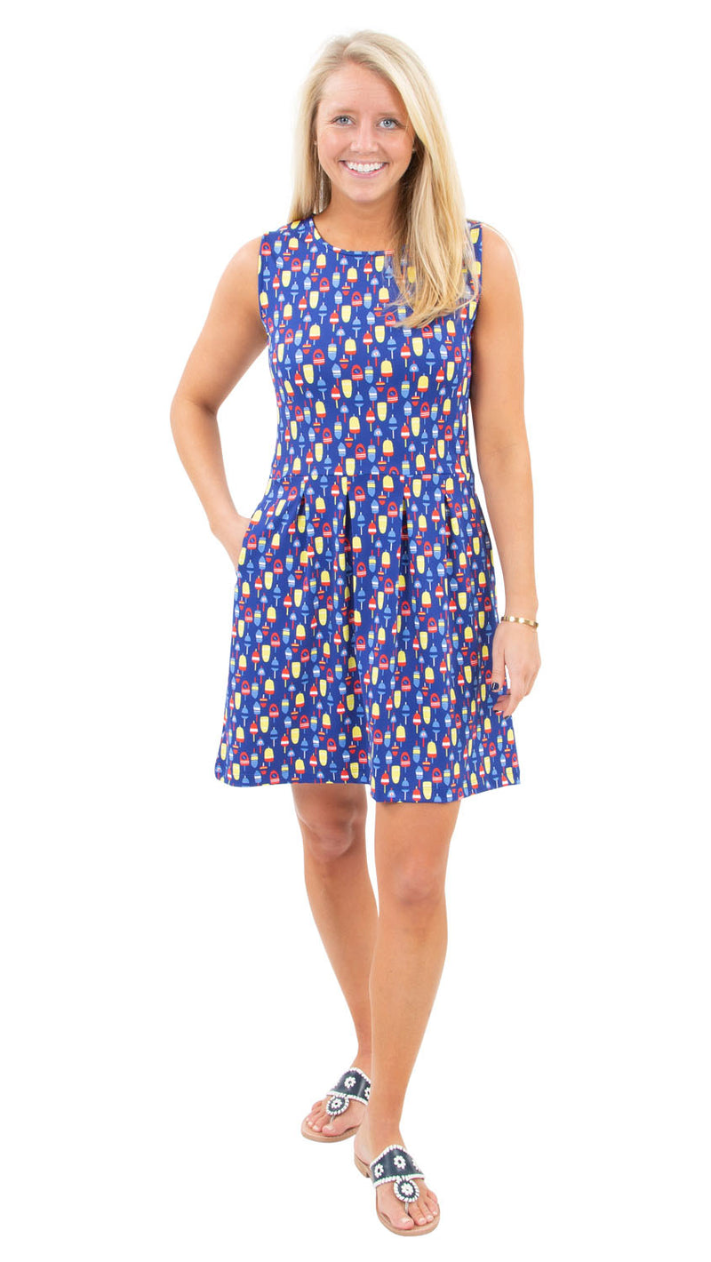 Boardwalk Dress - Little Buoys