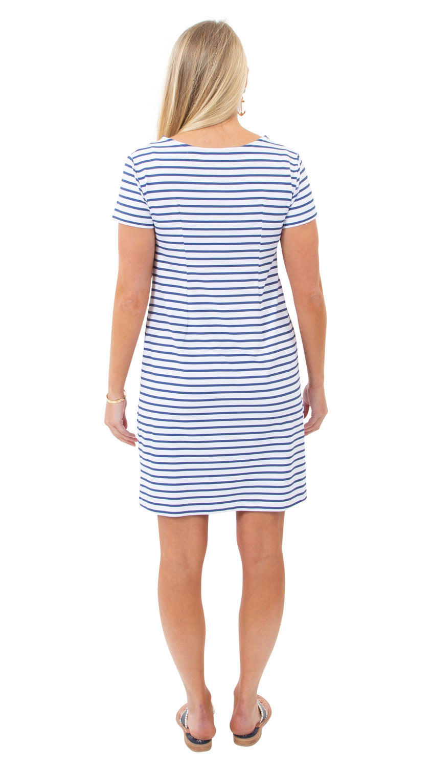 Marina Dress - Summer Stripe