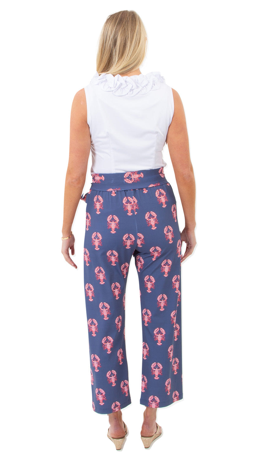 Dorothy Pants - Lobsters