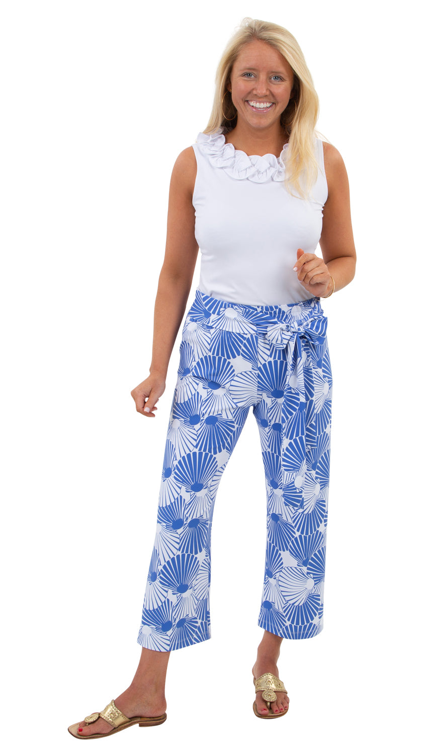 Dorothy Pants - Scattered Scallops- FINAL SALE