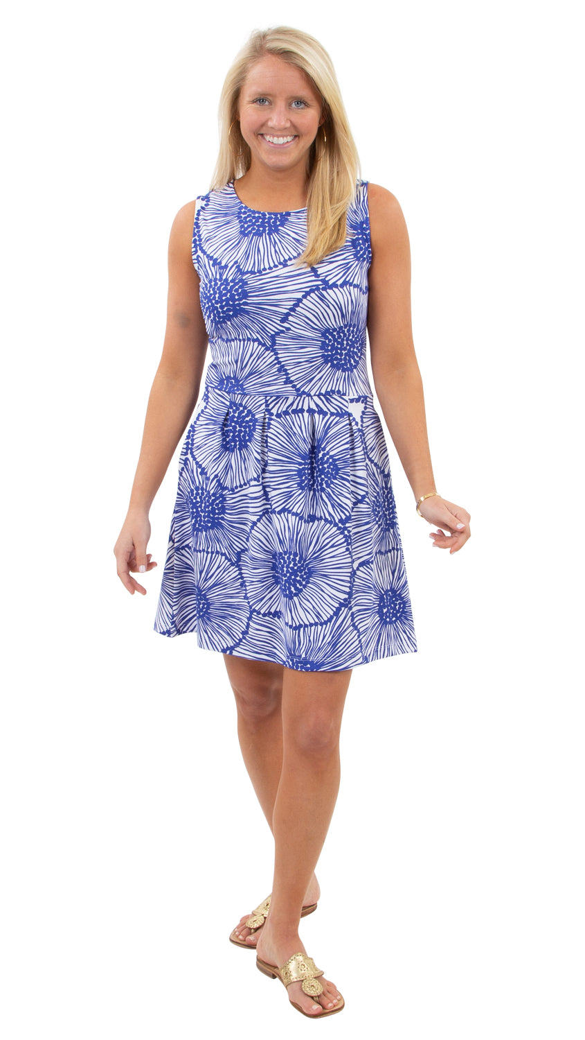 Boardwalk Dress - Dandelion