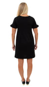 Coco Dress - Solid Black