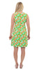 Boardwalk Dress - Orange Grove