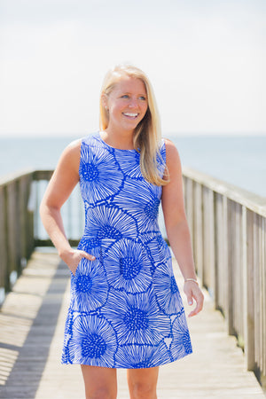 Boardwalk Dress - Dandelion- FINAL SALE