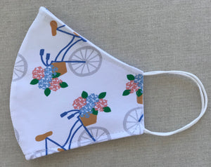 Face Mask - Bicycles - FINAL SALE
