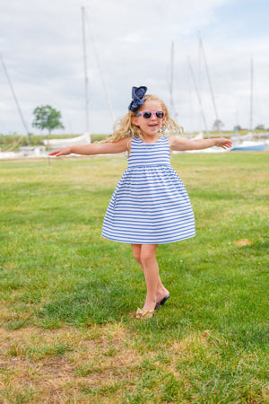 Twirl Dress - Summer Stripe