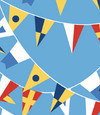 Tablecloth - Signal Flags