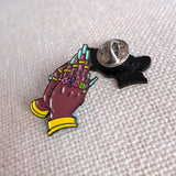 Praying Hands Lapel Pin (Limited Edition)