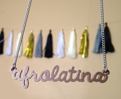Afrolatina Necklace